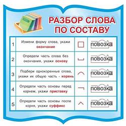 Состав слова. 9лет (фото 1)