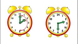 Время I (часы). 7лет (фото 4)
