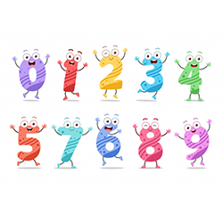 Numbers I. 7лет (фото 1)