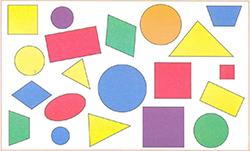 Геометрические фигуры. 4года (фото 12)