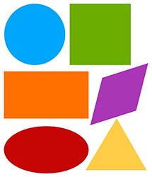 Геометрические фигуры. 3года (фото 15)