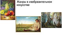 Жанры изобразительного искусства. 7лет (фото 2)