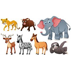 Animals (wild). 7лет (фото 2)