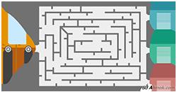 Лабиринты/путаницы. 7лет (фото 3)