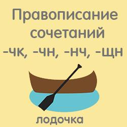 Правописание сочетаний -чк-, -чн-, -нч-, -щн. 8лет (фото 2)