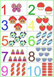 Порядковый счёт. 6лет (фото 2)