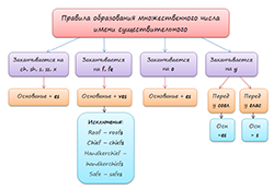 The Plural of Nouns. 8лет (фото 2)