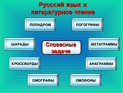 Шарады и метаграммы. категория (фото 1)