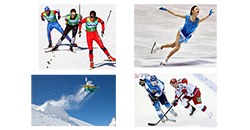 зимний спорт 1 7лет